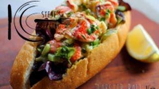 Lobster Roll recipe (stevescooking)
