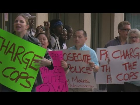 Protesters Call For Charges In Philando Castile Shooting