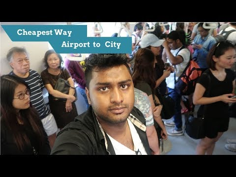 Unlimited Travel Pass for Singapore||Bus and Train|| Day1 VLOG||