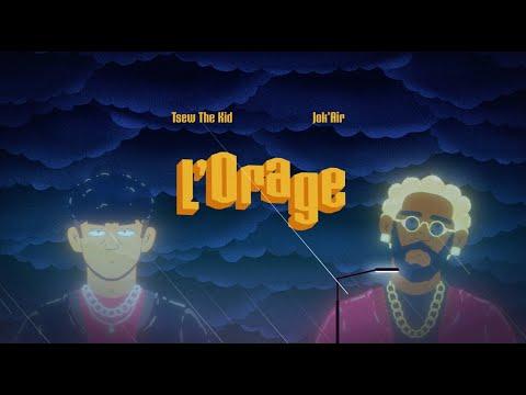 Youtube: Tsew The Kid – L'Orage feat. Jok'Air (lyrics video)