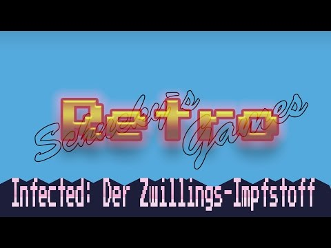 Infected - Der Zwillings-Impfstoff ✔️️