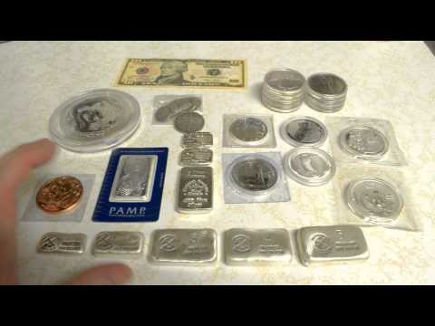 Silver and Precious Metals Investing 101 Part 1