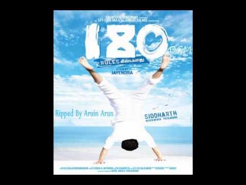 Nee Korinaal BGM HQ  From Movie 180 Nootrenbadhu  Music  Sharreth First On Net