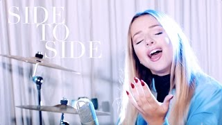 Ariana Grande - Side to Side ft. Nicki Minaj (Emma Heesters Cover) thumbnail