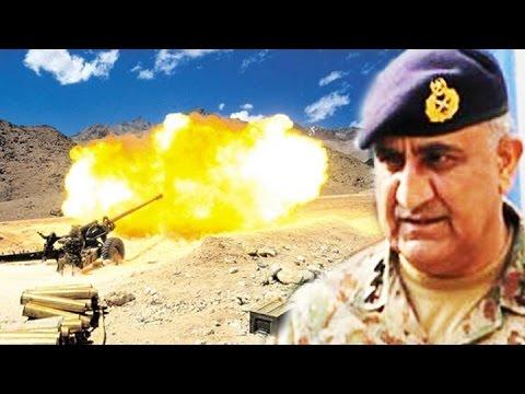 Gen Bajwa Dangerous Warning to Indian Over LoC Violation