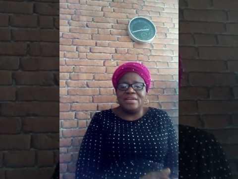 Pastor Margaret Jones, How can parents can make children open up and talk