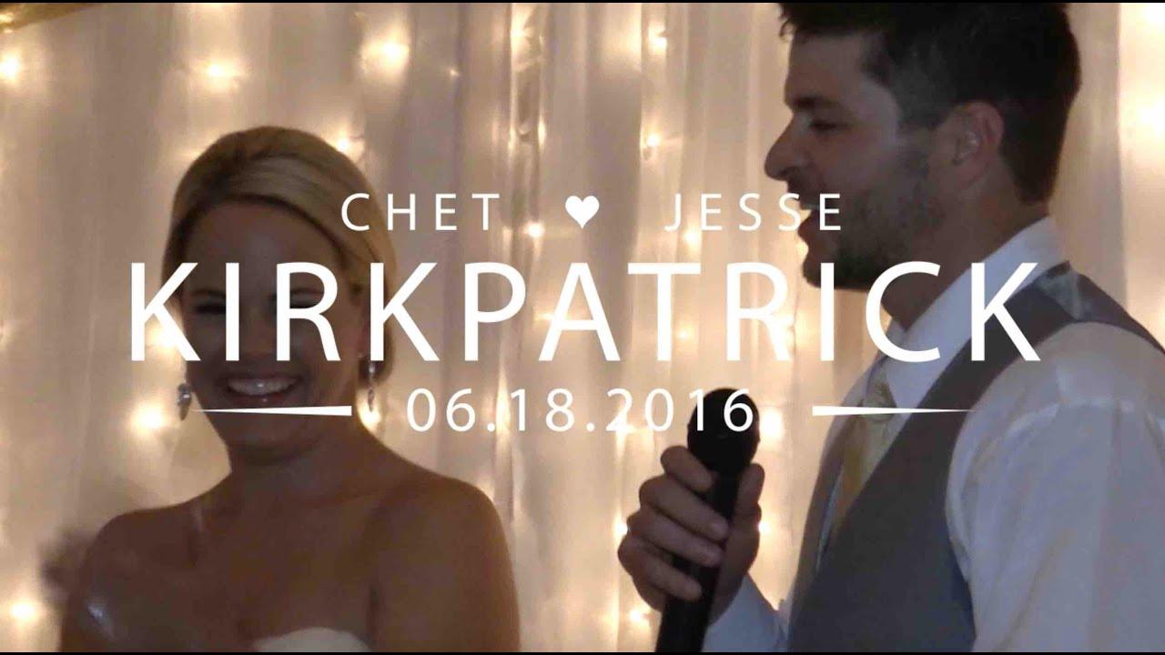Love Story Wedding Video Hastings Nebraska