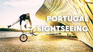 The mesmerizing BMX spots of Portugal. | w/ Matthias Dandois