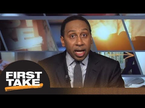 Stephen A. Smith goes off on LeBron James over how he handled Kyrie Irving trade  First Take  ESPN