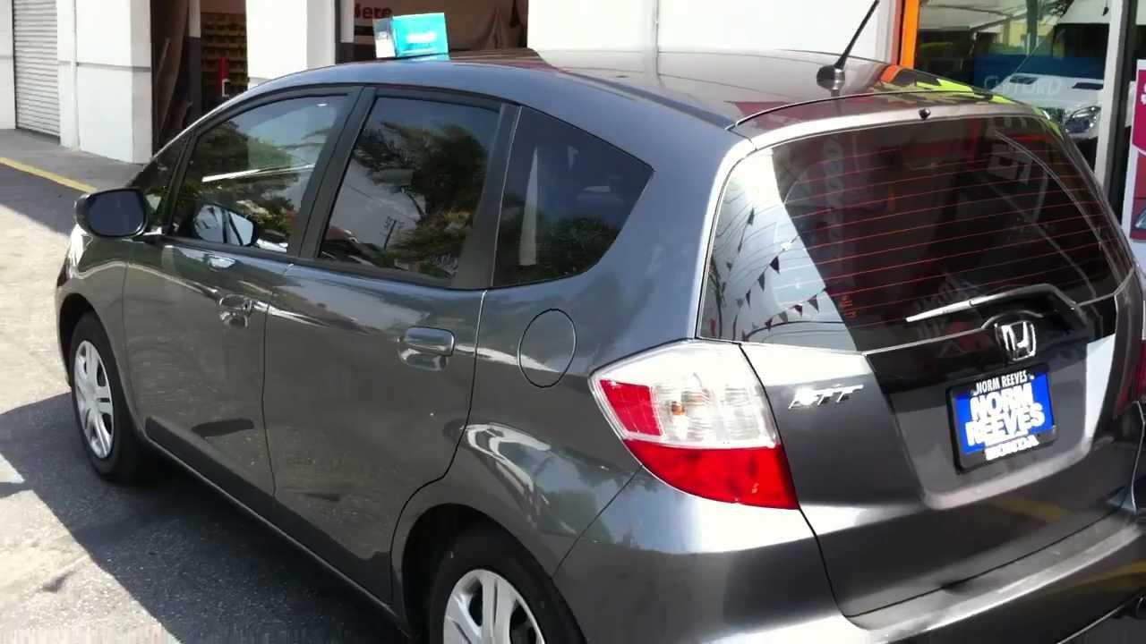 2011 honda fit clifford alarm matrix 1 window tint uv for Honda window tinting