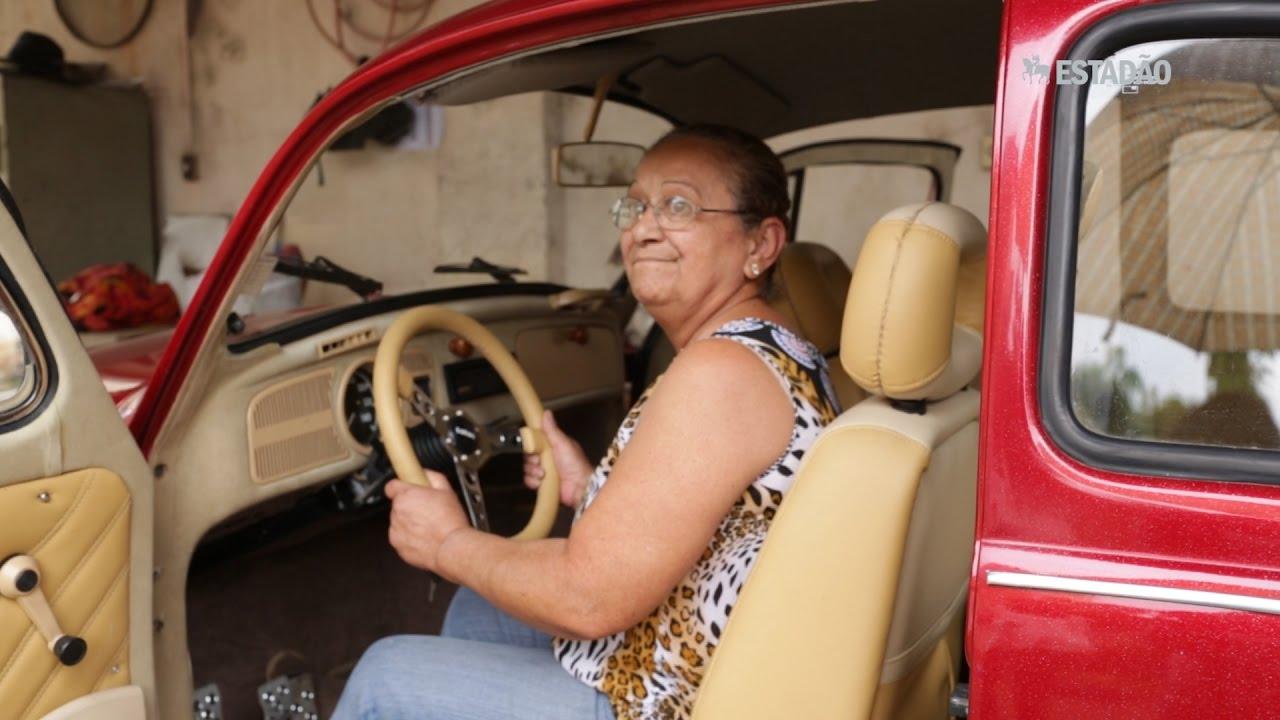 Mulher reclama de carro reformado no 'Gugu'