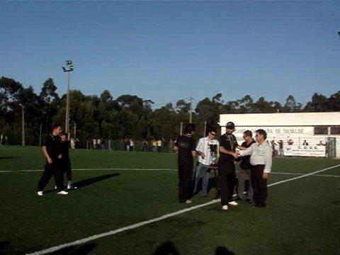 Rio Largo - Vencedor Supertaça 2008