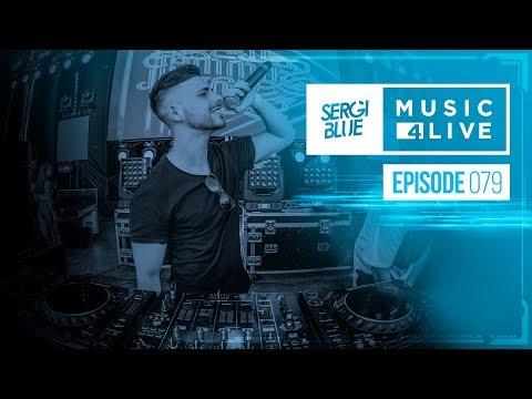 Sergi Blue - Music4live 079