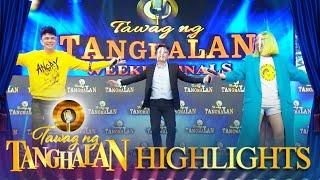 Download lagu Vice Ganda remembers the Tala dance craze in Christmas parties | Tawag Ng Tanghalan
