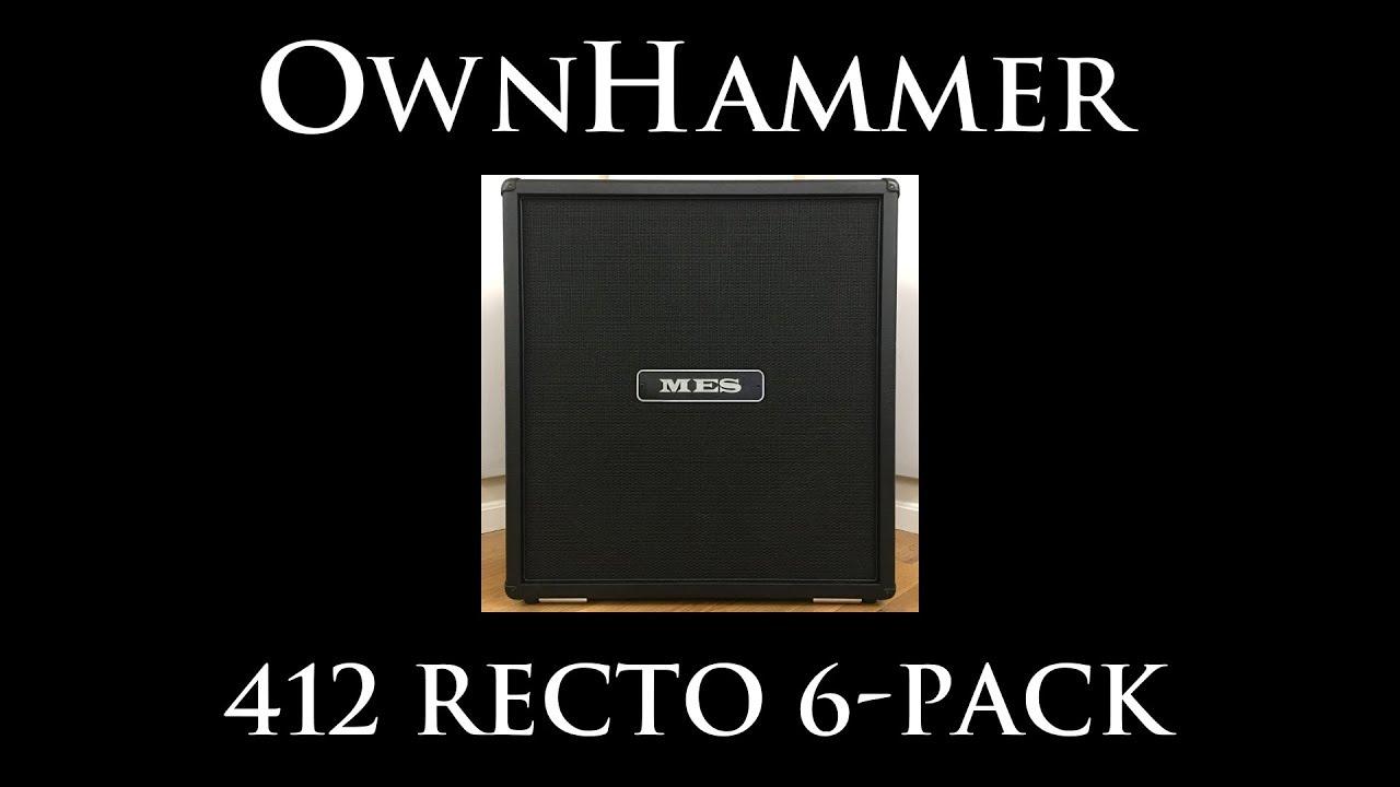 412 RECTO 6-Pack - $29 99 : OwnHammer com - Store