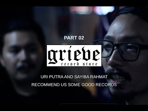 Grieve Records - Jakarta Independent Record Store (Part 2/2)