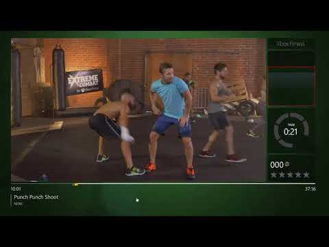 MMA Workout 3   Extreme Combat For Xbox Fitness - FightFest