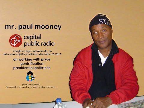Mr. Paul Mooney on Presidential Politricks