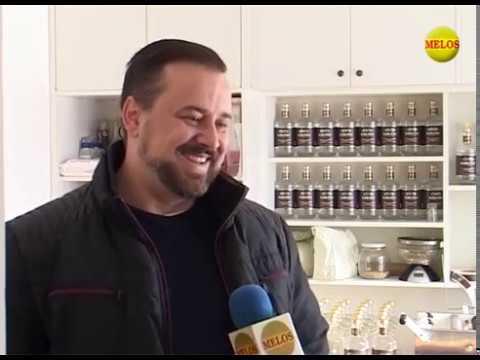 Tv Melos reportaža o Destileriji Hajduk Spirit iz Kraljeva