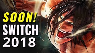 Upcoming Anime Games 2018 [PC/PS4/XBOX]