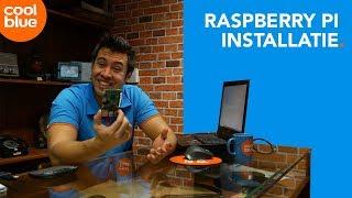 Hoe installeer je een Raspberry Pi?