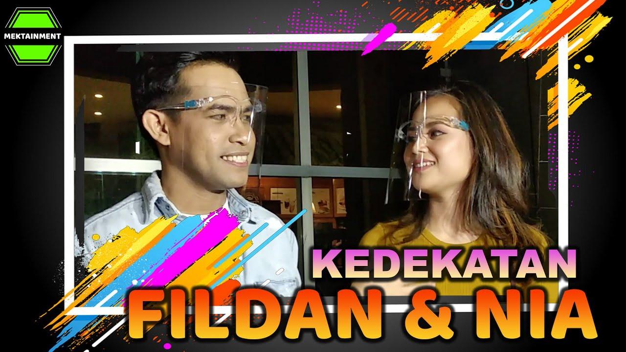 KEDEKATAN FILDAN & NIA LIDA