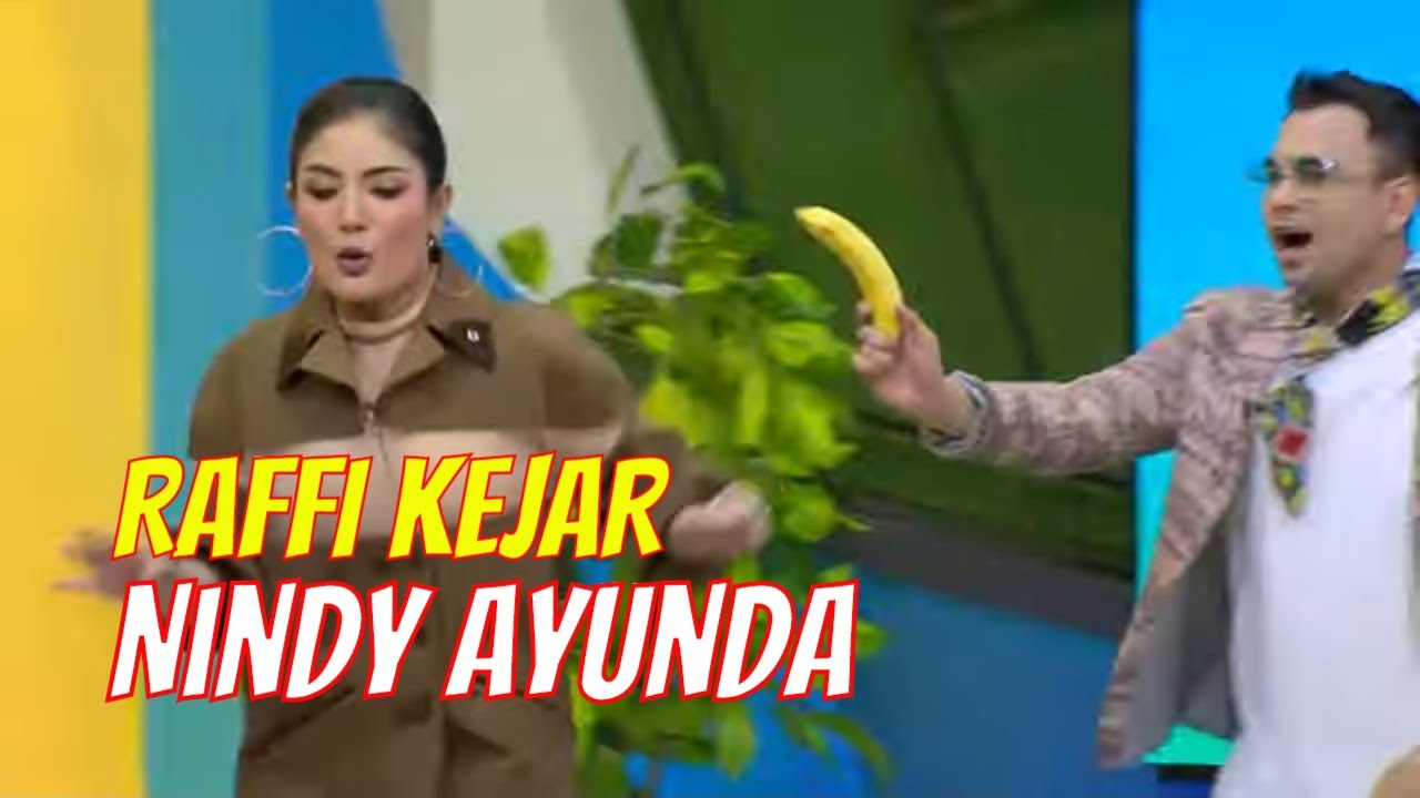 Ternyata Nindy Ayunda TAKUT Pisang | OKAY BOS (18/08/20) Part 2 - YouTube