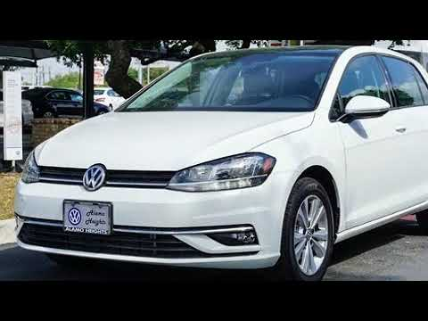 2018 Volkswagen Golf TSI in San Antonio, TX 78209