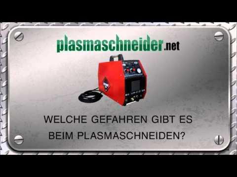 Welche Gefahren gibt es beim Plasmaschneiden - YouTube