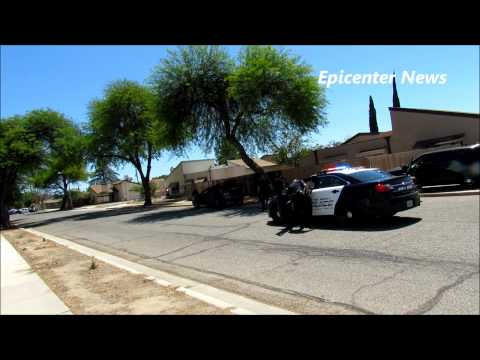 Shooting Suspect Arrested In Hemet