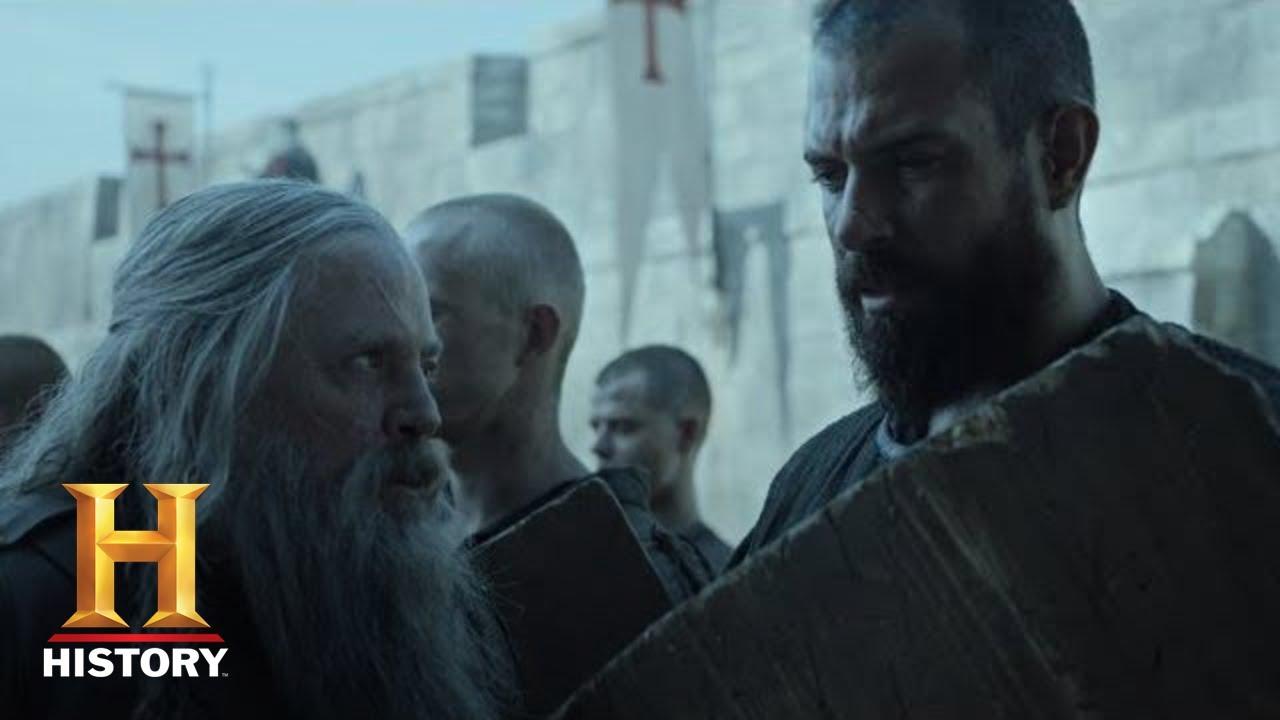 Download Knightfall: Talus Trains Landry and the Initiates (Season 2, Episode 1) | History