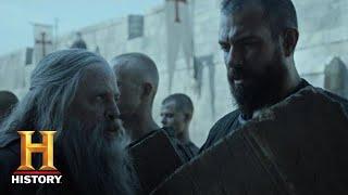 Knightfall: Talus Trains Landry and the Initiates (Season 2, Episode 1) | History