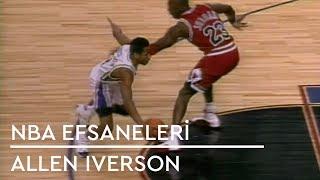 NBA Efsaneleri | Allen Iverson