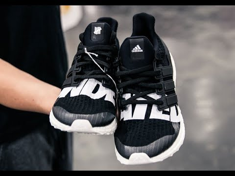 ce80e186bb274 ADIDAS ULTRA BOOST 1.0 UNDFTD REVIEW - YouTube