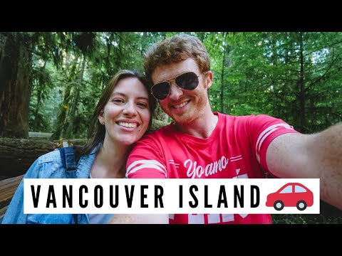 Our CANADA ROAD TRIP to VANCOUVER ISLAND, British Columbia Starts NOW!