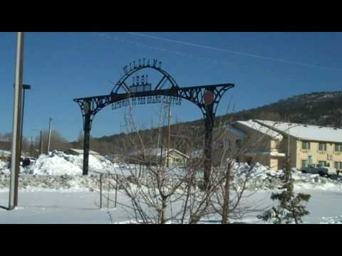 Williams, Arizona A Wonderland In Winter