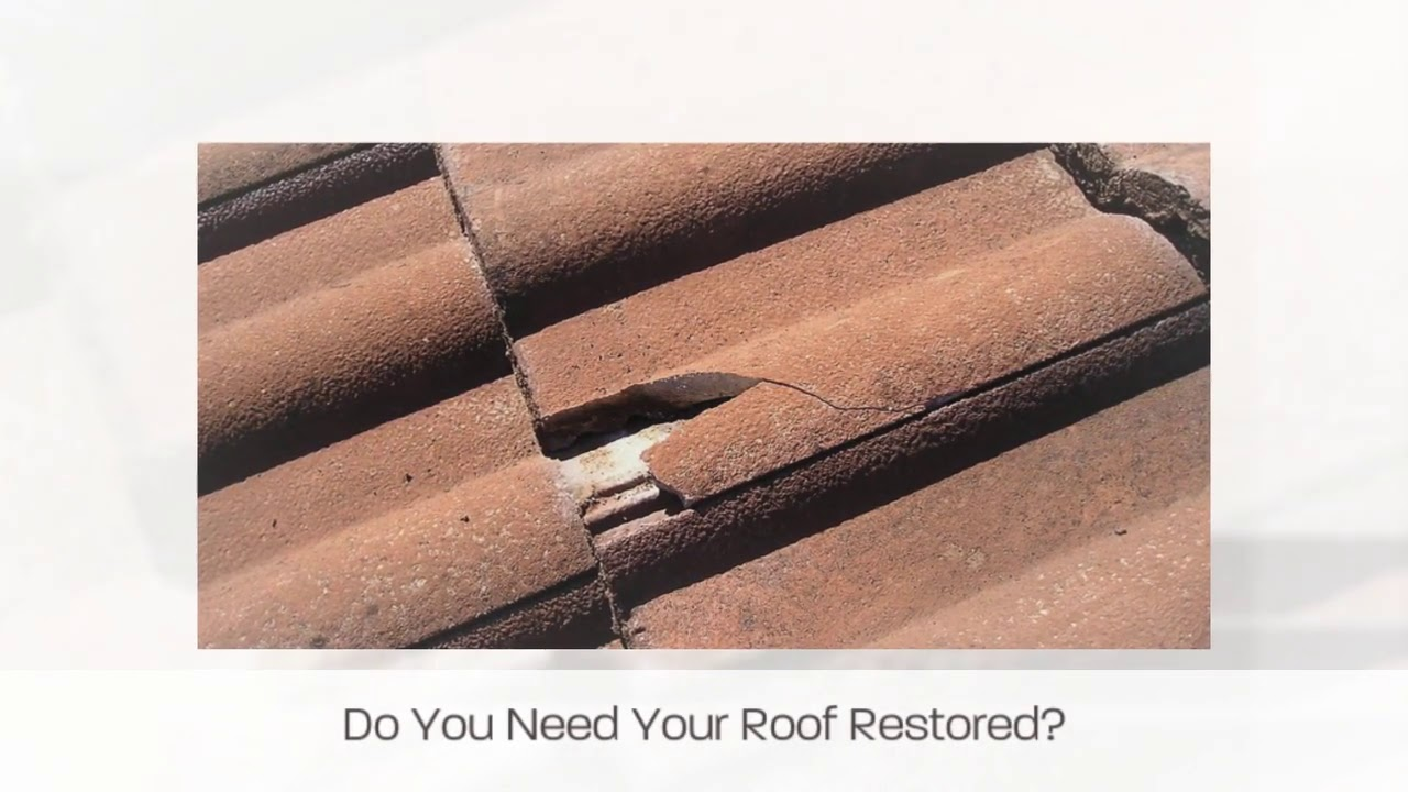 Penrith Roof Restoration