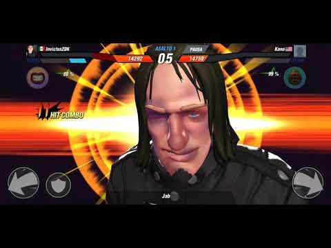 Boxing Star Kane Very Hard Boss (¿Pay To Win?)
