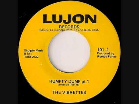 THE VIBRETTES - Humpty Dump (parts 1 & 2)