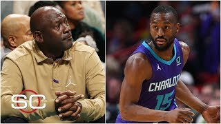 Michael Jordan will not be enough to keep Kemba Walker with the Hornets – Bruce Bowen | SportsCenter