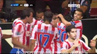 Inter X Atletico de Madrid 1-0