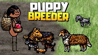 Amazing Dog Breeder Gets a Puppy for EVERYONE - The Dogs Update - One Hour One Life Gameplay