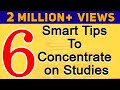 How to Concentrate on Studies | How to remember What you studied | Exam Tips | LetsTute
