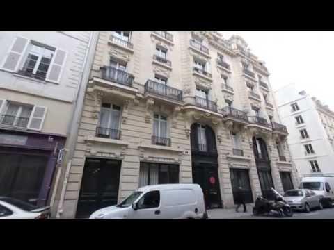 Jim Morrison Flat 17 Rue Beautreillis Paris France