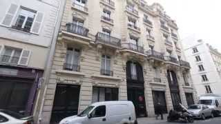 JIM MORRISON - flat 17 Rue Beautreillis Paris, France