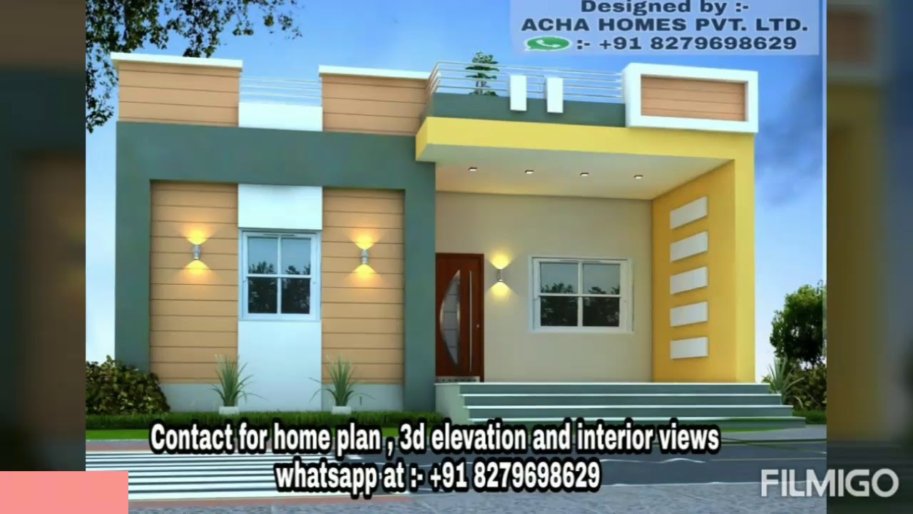 Best House Front Elevation Top Indian