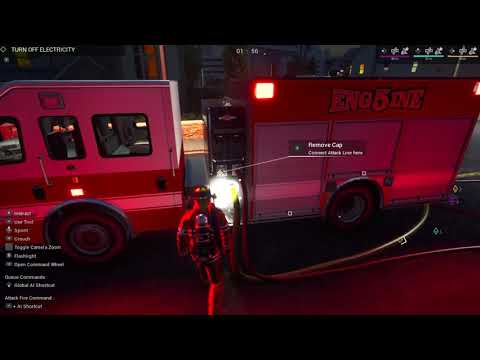 Firefighting Simulator   The Squad Ep1 |
