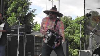 "TERRANCE SIMIEN & THE ZYDECO EXPERIENCE ""Uncle Bud"""