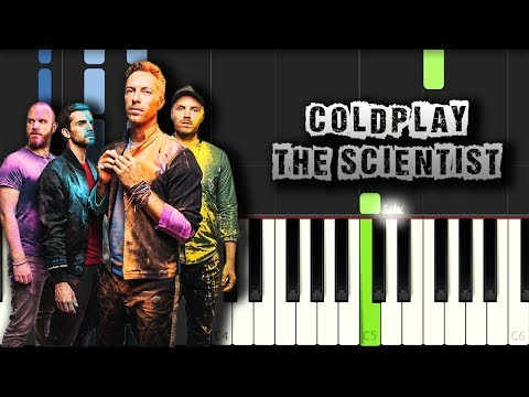 Coldplay - The Scientist - [Piano Tutorial Synthesia] (Download MIDI)
