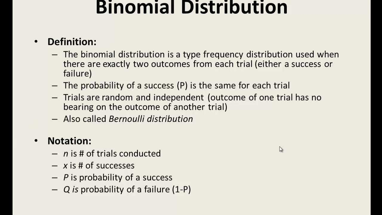 worksheet Binomial Probability Worksheet excel statistics 11 binomial distribution binom dist function youtube